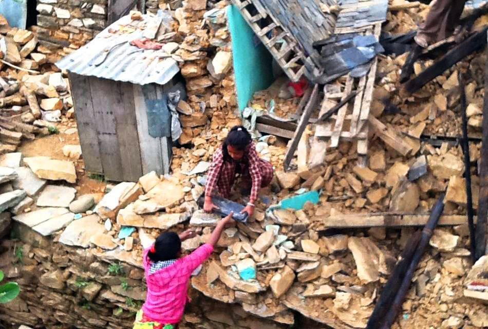 Post-earthquake house | Bandipur Village, Nepal