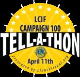 LCIF Campaign 100 Tell-A-Thon